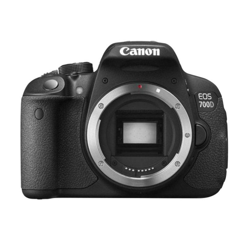 Canon EOS 700D Body Kamera DSLR