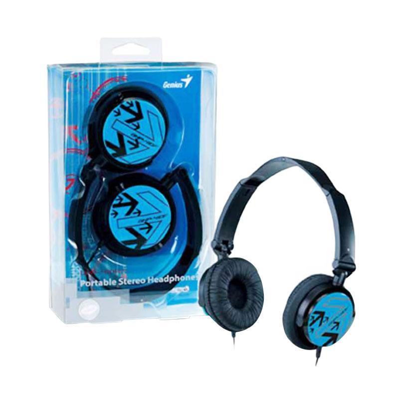 Genius 410F Headset - Deep Blue
