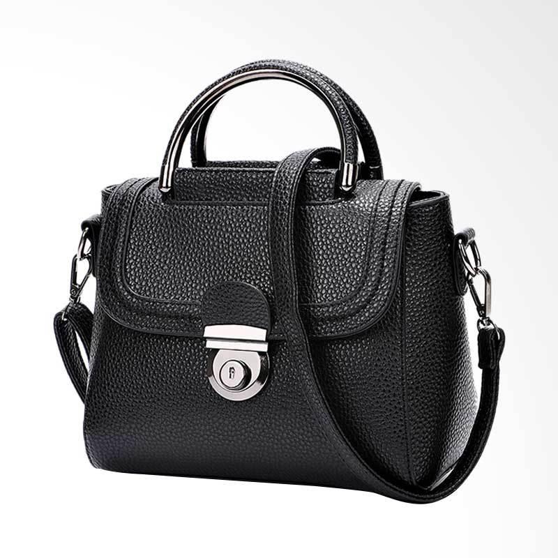 IMF BG353 Import Tas Tangan - Black