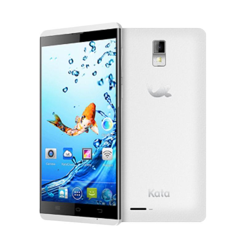 Kata F2 Smartphone - White [16GB/ 1GB]