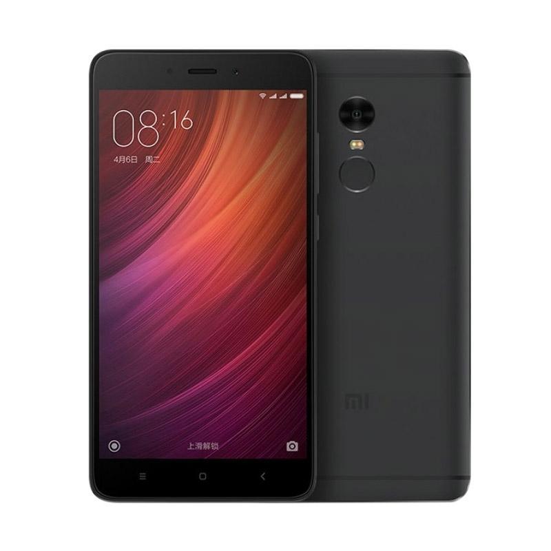 Update Harga Xiaomi Redmi Note 4 Smartphone – Black [64 GB]