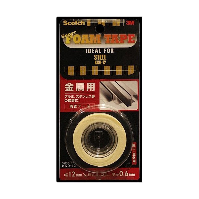 3M KKD-12 Super Strong Lem Perekat for Steel