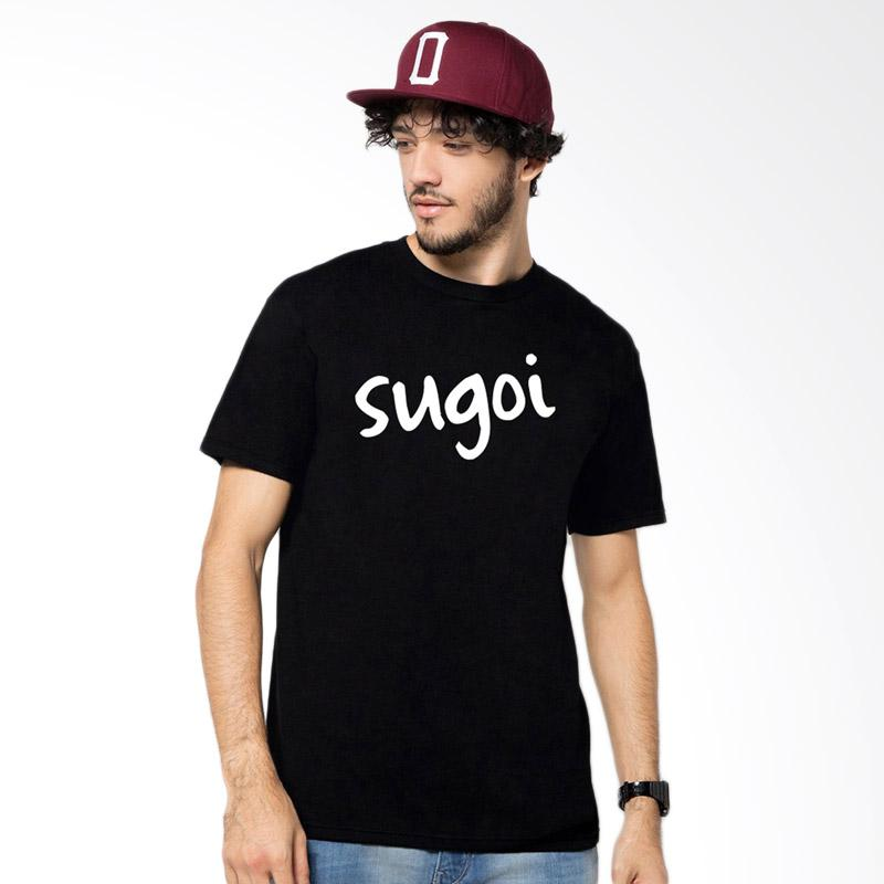 Artcology Sugoi T-Shirt - Well Black Extra diskon 7% setiap hari Extra diskon 5% setiap hari Citibank – lebih hemat 10%