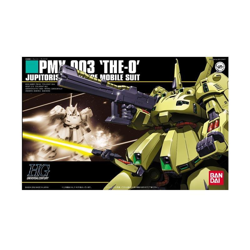 Bandai HG PMX-003 The O Model Kit [1/144]
