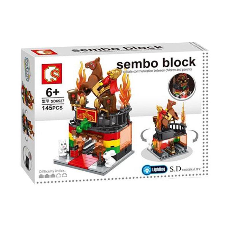 Sembo SD6527 Circus Mini Block