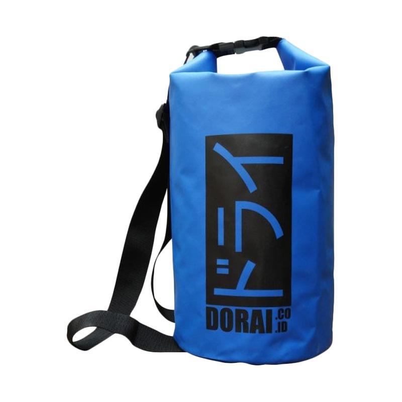 harga Dorai Cylinder Dry Bag - Blue [10 liter] Blibli.com