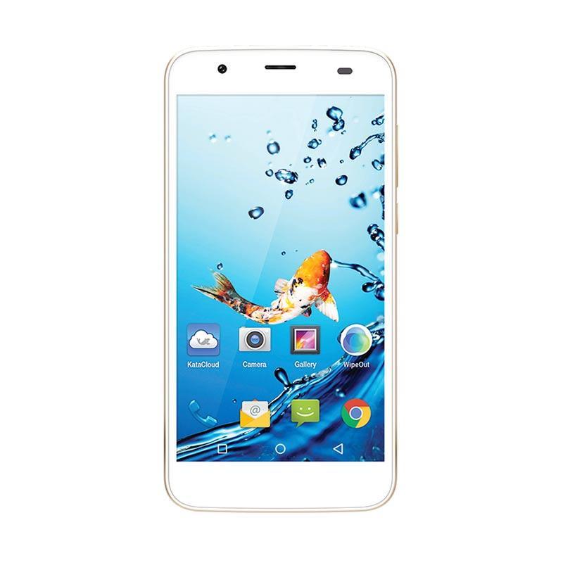 Kata i3 Smartphone - White [16 GB/1 GB]