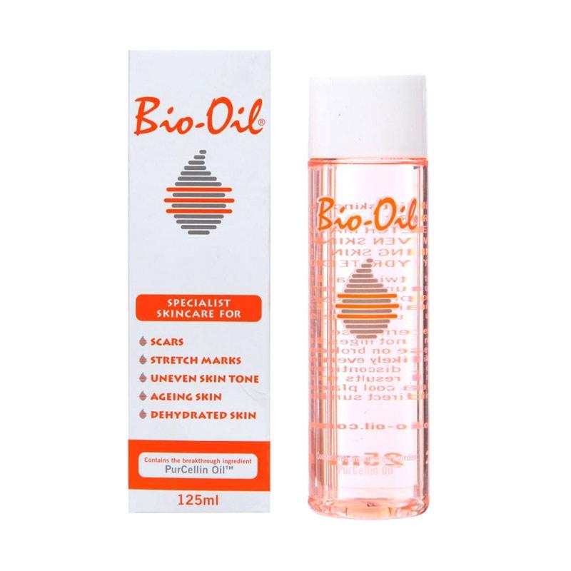Bio Oil Purchellin Oil Perawatan Kulit [125 mL]