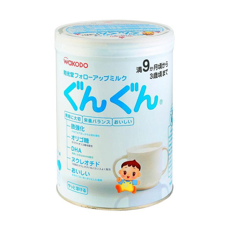 Wakodo Milk Gungun 9m+ Susu Formula [850 g]