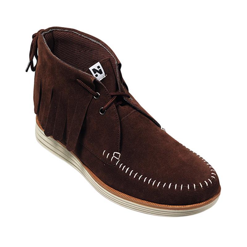 Navara Indian Casual Boots Sepatu Pria