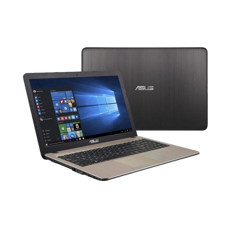 Asus X540YA-BX101D Notebook - Hitam [2GB/AMD E1-7010/15.6 inch]
