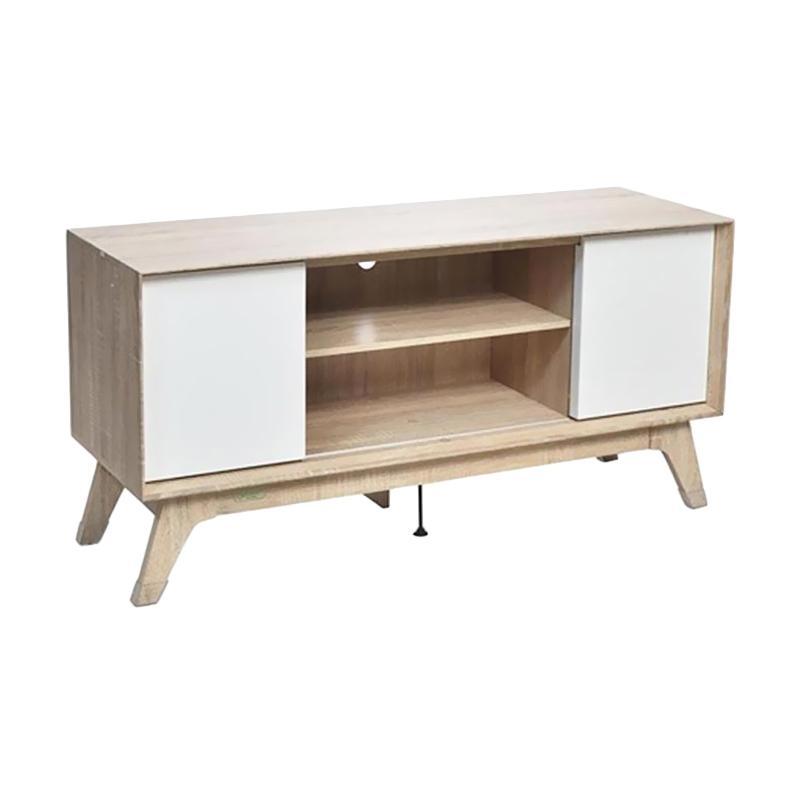 MD Furniture 120-82 Rak TV - Sonoma Cream