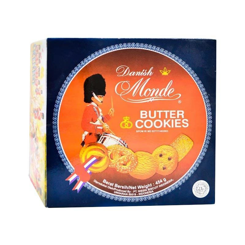 Monde Butter Cookies Biskuit