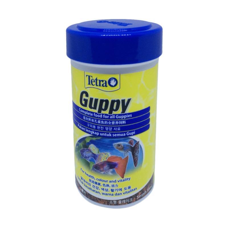 harga Tetra Guppy Makanan Ikan [30 g] Blibli.com