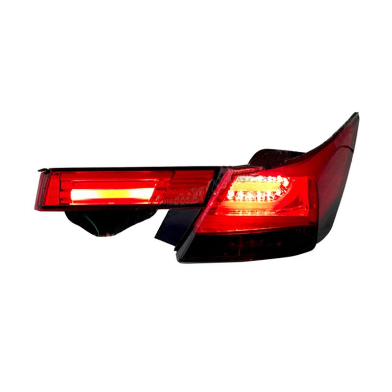 Depo Led Bar Stop Lamp Mobil For Honda Accord 2008 - 2013