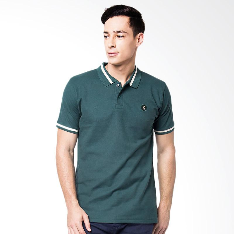Komo Patrick Polo Shirt Extra diskon 7% setiap hari Extra diskon 5% setiap hari Citibank – lebih hemat 10%