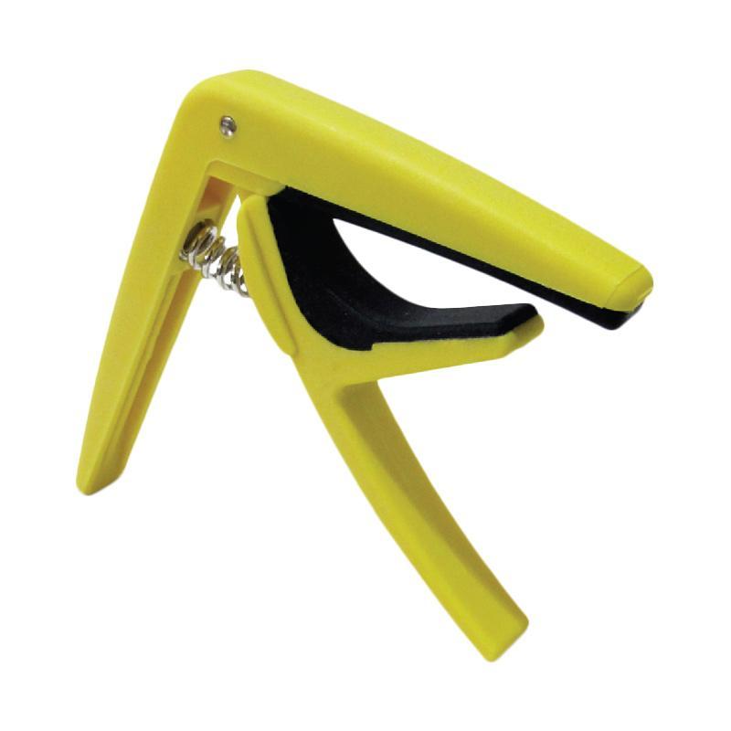 Glow GC-50 Capo Gitar - Yellow