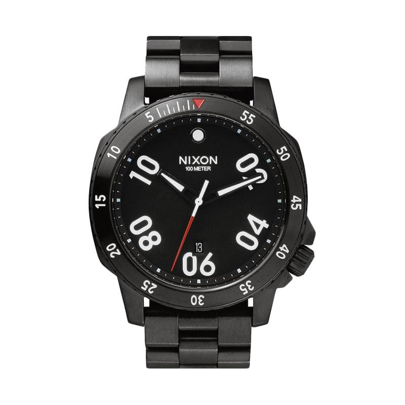 Nixon Ranger 45 Nylon All Black