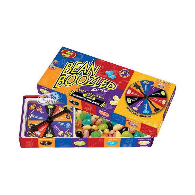Jelly Belly Bean Boozled Spinner Permen
