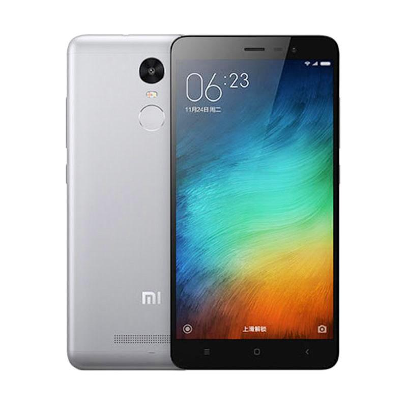 Xiaomi Redmi Note 3 Smartphone - Grey [16GB/ 2GB]