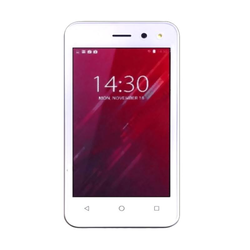 Advan Vandroid I4D Smartphone - Gold [8GB/ 1GB/ 4G LTE]