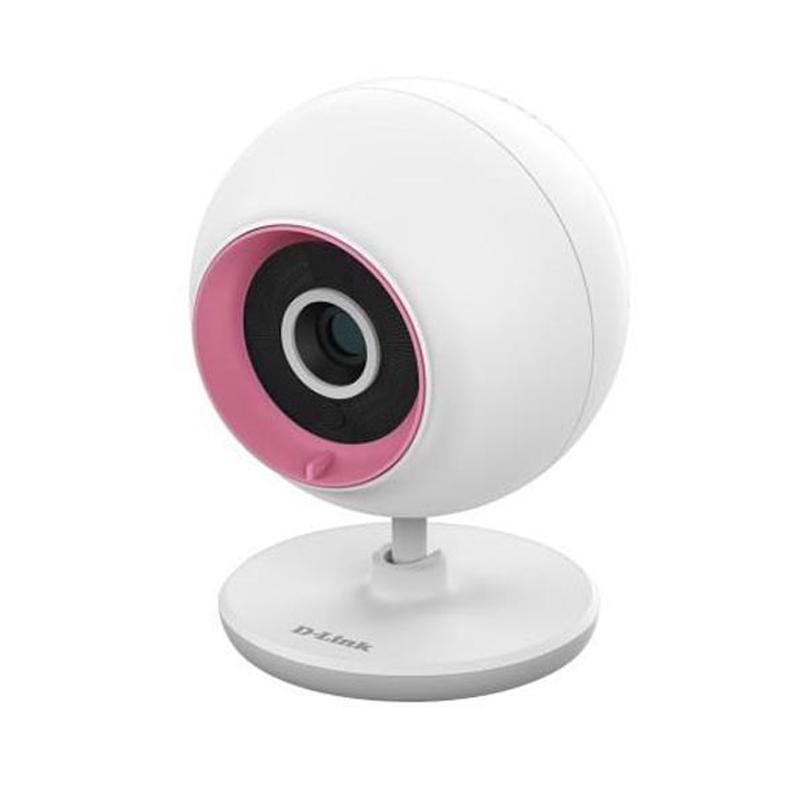 harga D-LINK DCS-700L IP Baby Camera - Pink Blibli.com