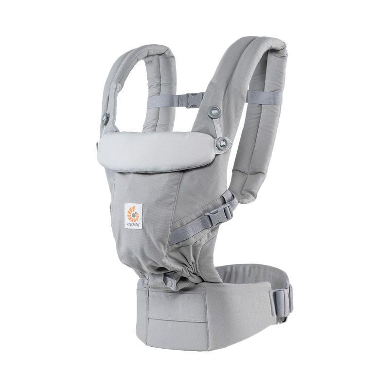 Ergobaby Adapt Gendongan Bayi - Pearl Grey