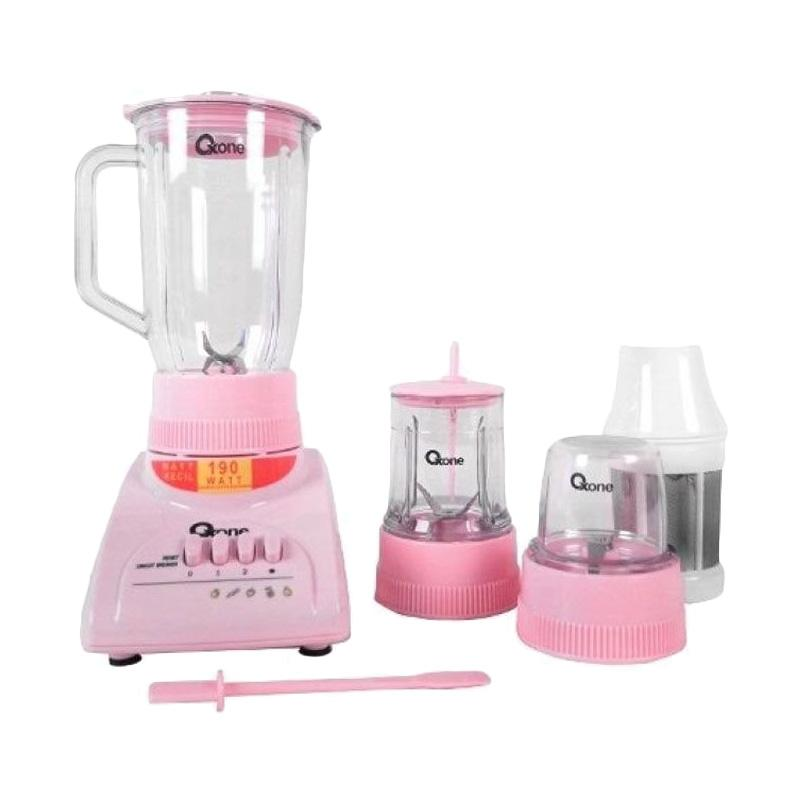 Oxone 3 in 1 OX863 Blender - Pink