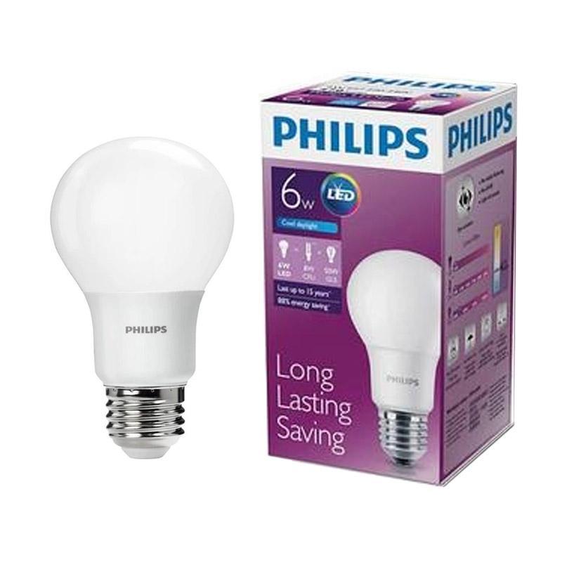 Jual Philips Lampu LED [6 Watt] Online - Harga & Kualitas Terjamin | Blibli.com