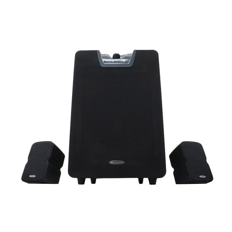 Simbadda Toba 8 Speaker - Hitam