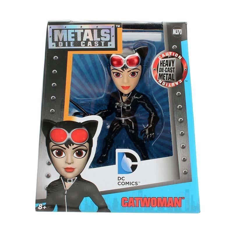 Jada DC Girl CatWoman Action Figures [4 Inch]