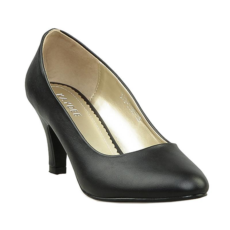 Kaydee 333-0190 Sepatu Wanita - Black