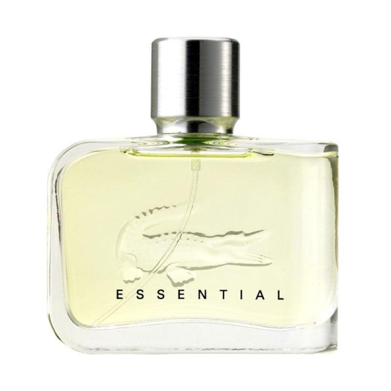 harga Lacoste Essential Man Parfum Pria [125 mL] Blibli.com