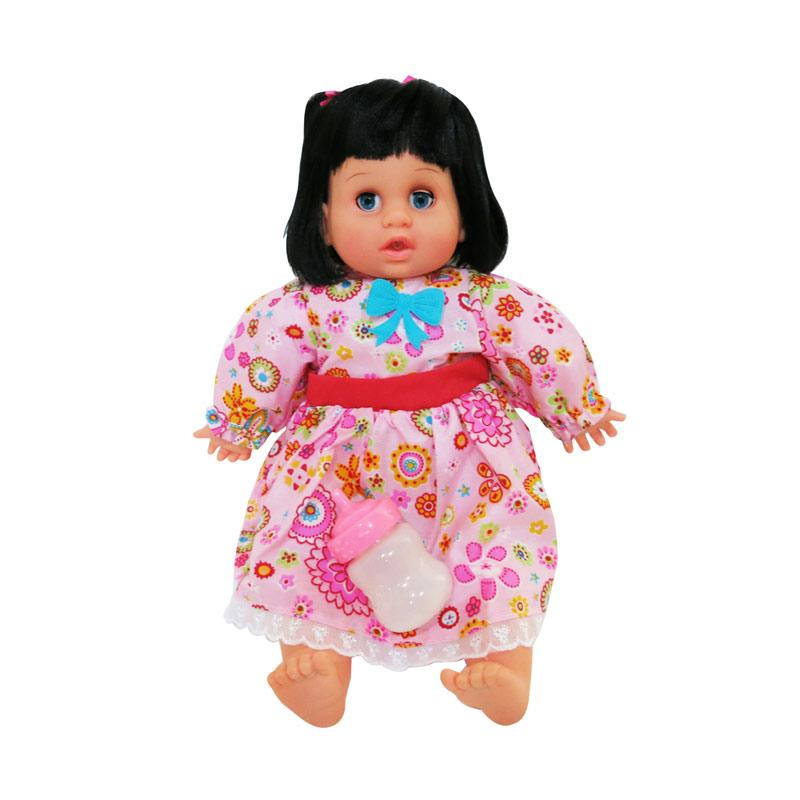 7L Sweet Baby Perfumed Doll - Pink