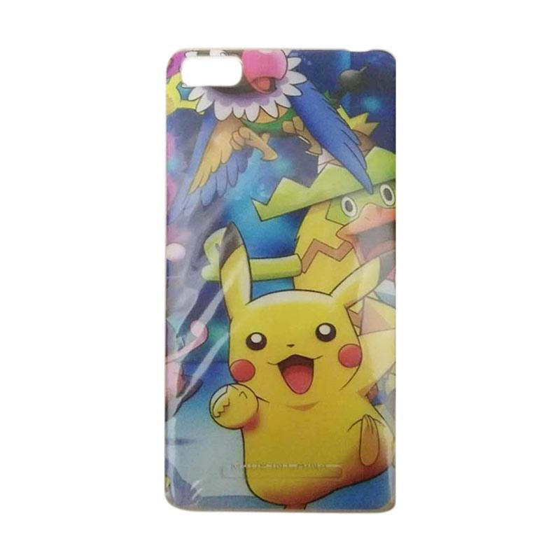 FDT TPU Pokemon 002 Casing for Xiaomi Mi 4c or 4i