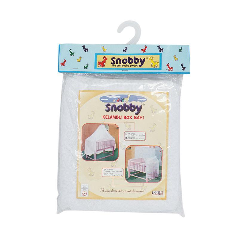 Snobby KLM015 Box 1 Tiang Kelambu Bayi