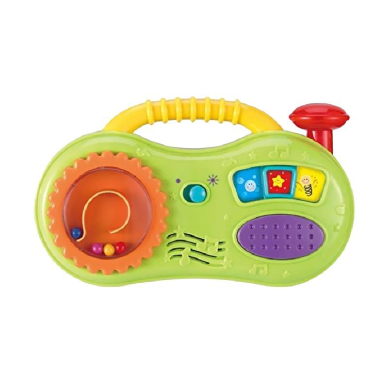 Winfun My Musical Radio Mainan Anak