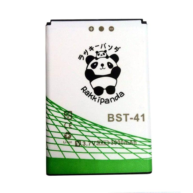 RAKKIPANDA BST-41 Baterai for SONY XPERIA [DOUBLE POWER/DOUBLE IC]