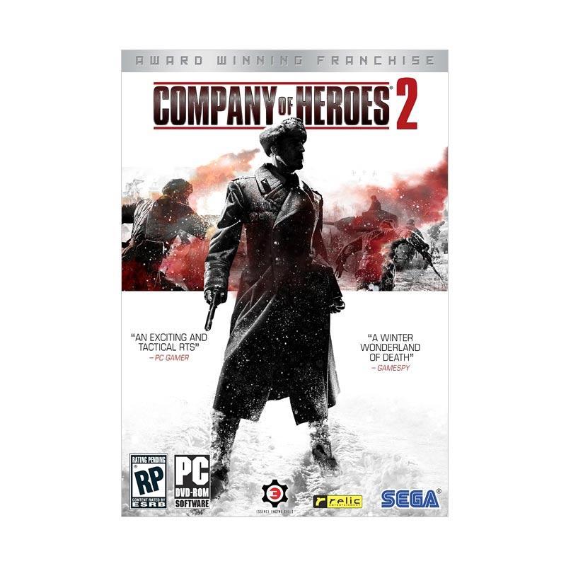 Jual King Movie Games Company Of Heroes 2 Dvd Game Murah Januari 2020 Blibli Com