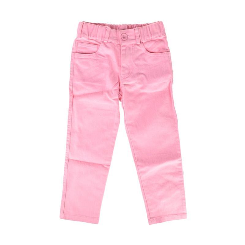 Cabriole 071 Adel & Audrey Pants Celana Anak Perempuan - Pink