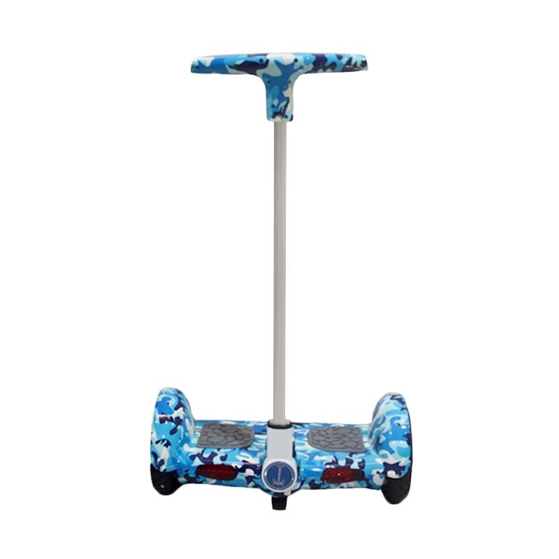 SEGWAY TT Balancing Scooter [10 Inch] - Blue Army