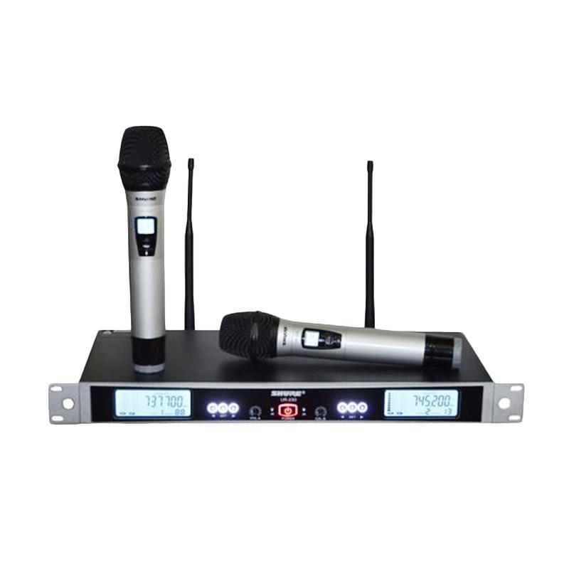Shure Ur23d Mic Wireless [2ch]