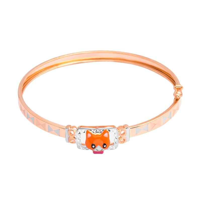 Gelang Anak 9K -Gold Kids Bangle-PK 1512020-WHIZLIZ