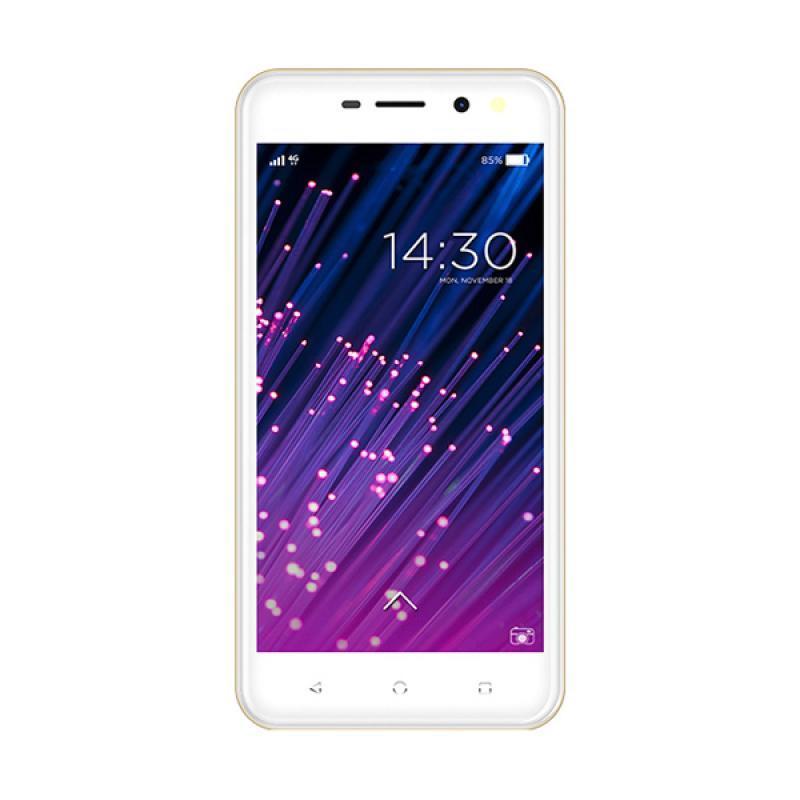 Advan i5E Smartphone - Gold [16GB/ 2GB]