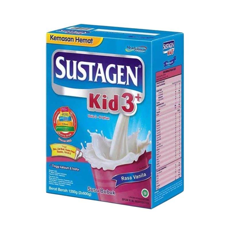 Sustagen Kid 3+ Vanila Susu Formula [1200 g]