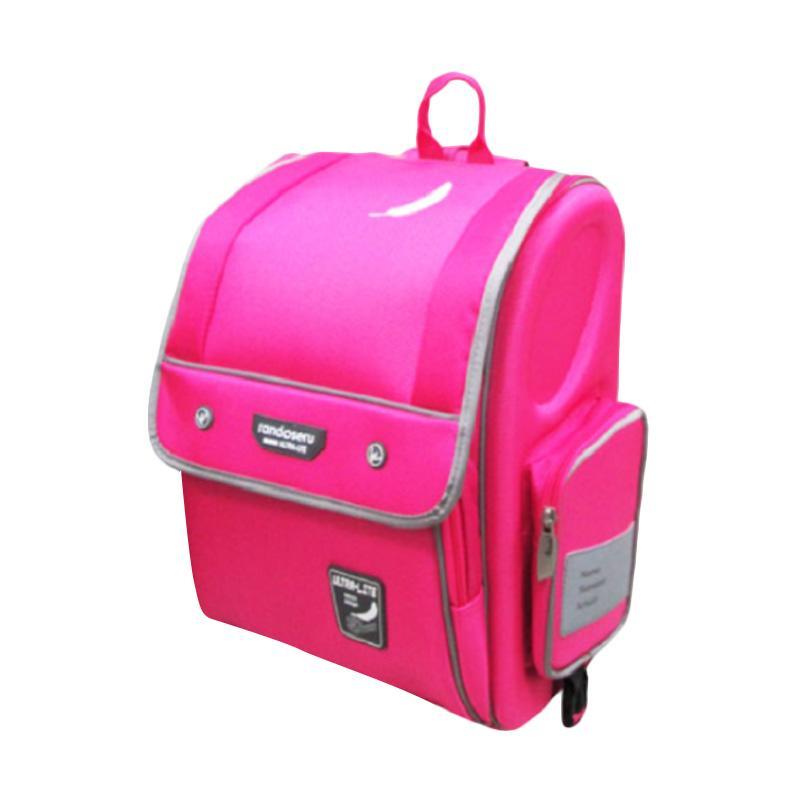 Swan Rando Tas Sekolah - Pink