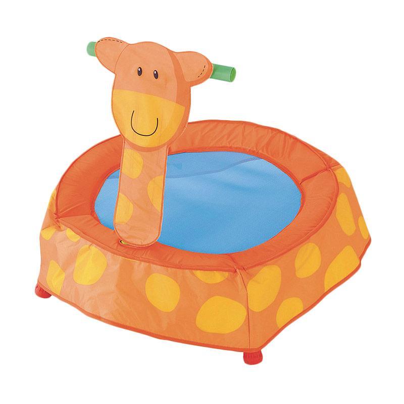 harga ELC 134319 Indoor Giraffe Trampoline Mainan Anak Blibli.com