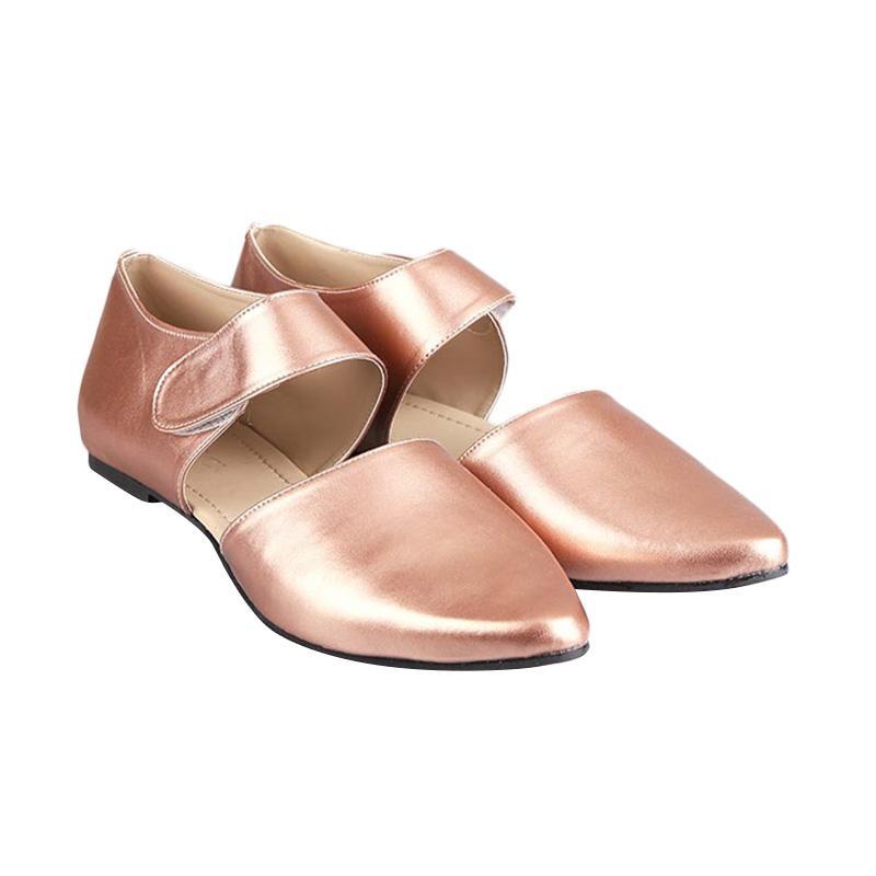 Gia Jilly Flat Soft Pink