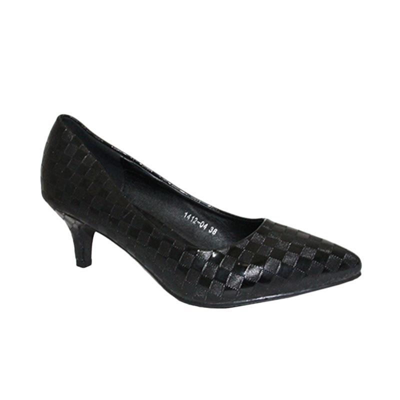 Dea 1412-04 Sepatu Fantofel Wanita - Black