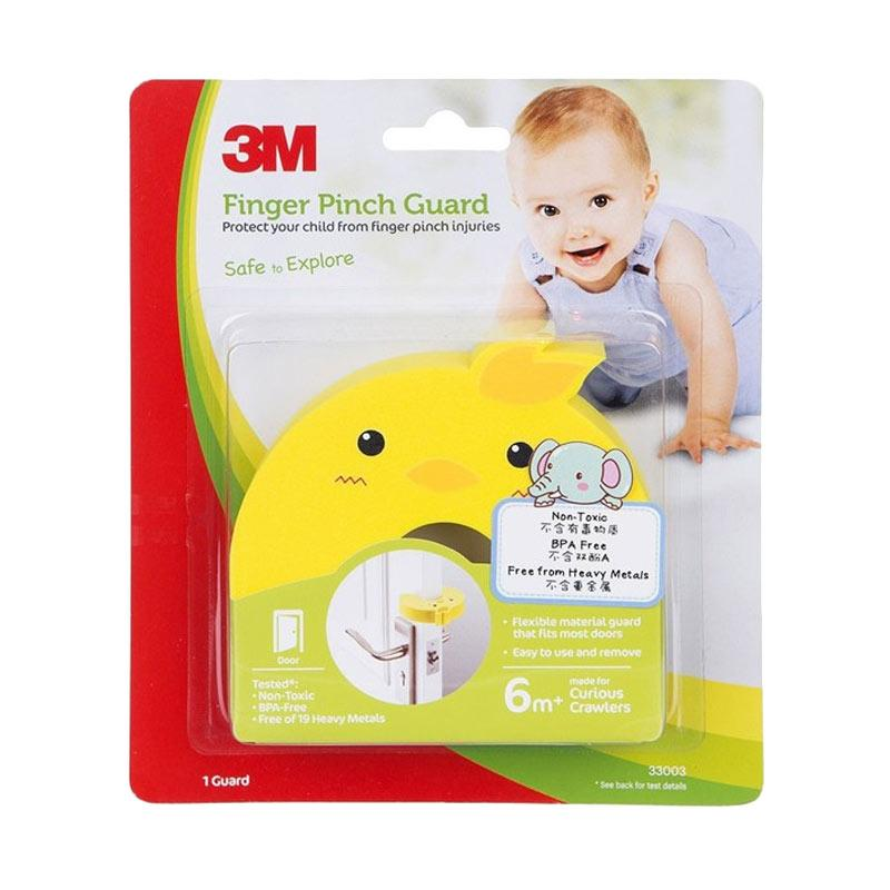 3M SC11 Chick Finger Child Finger Guard Pengaman Pintu - Yellow